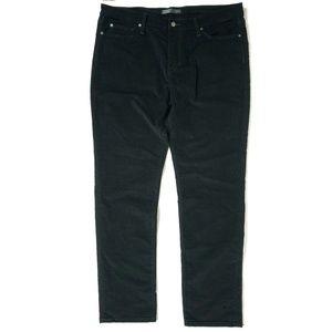 Joes Brixton Straight Narrow Corduroy Pant Sz 38